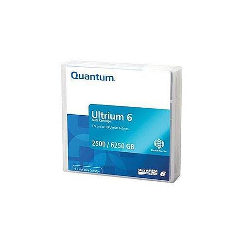 Quantum LTO-6 Ultrium Blank Data Cartridge 2 5TB Native