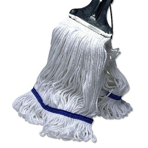 Kentucky Colour Coded Replacement Mop Head 450g Blue