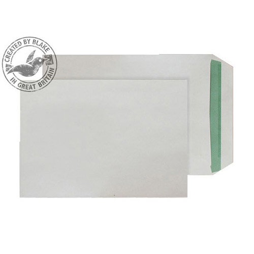 Purely Environmental Pocket Self Seal Natural White 90gsm C5 (Pack of 500)