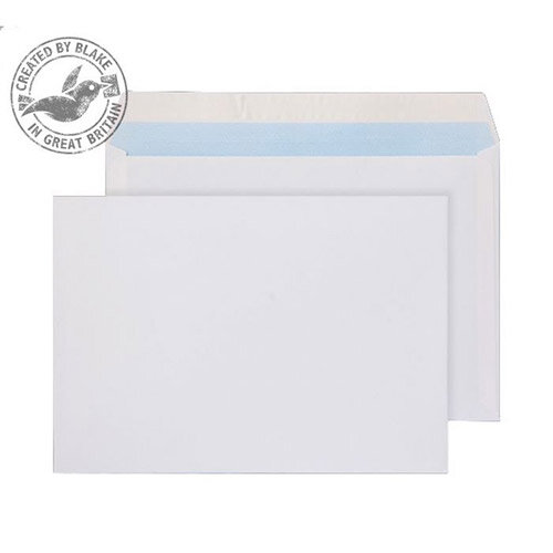 Purely Everyday Wallet P& White 100gsm C5 162x229mm (Pack of 500)