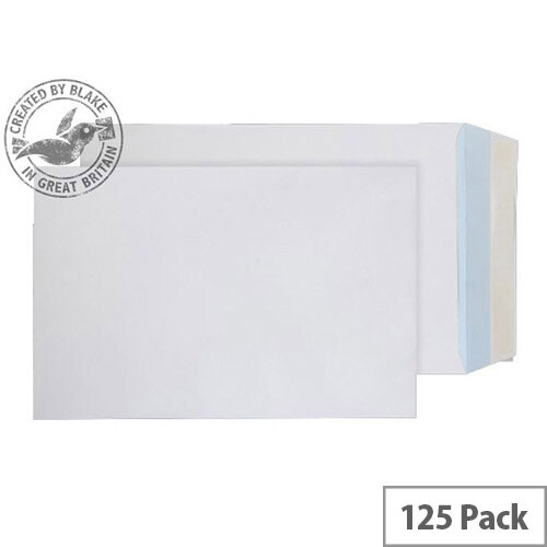 Purely Everyday Pocket P& White 120gsm C3 450x324mm (Pack of 125)