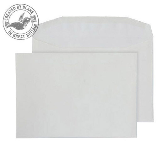 Purely Everyday Cream Mailer Gummed C5 Envelopes (Pack of 500)