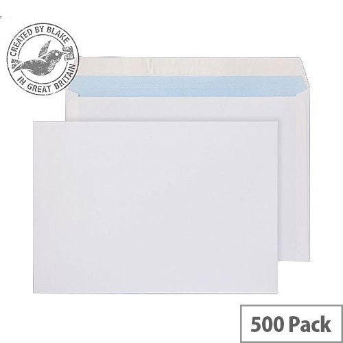 Purely Everyday Wallet P& Ultra White 120gsm C5 162x229mm (Pack of 500)