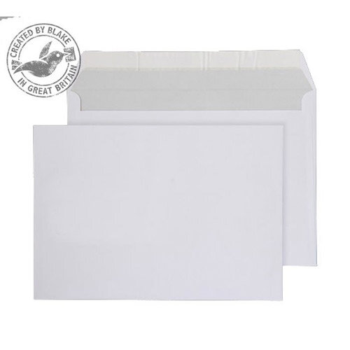 Purely Everyday Wallet P& Bright White 120gsm C5 162x229mm (Pack of 500)