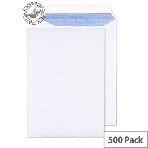 Purely Everyday Pocket P& Ultra White 120gsm C5 229x162mm (Pack of 500)