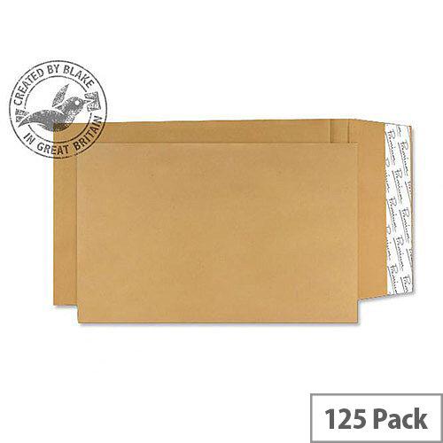 Blake Premium Avant Garde Gusset P& Cream Manilla C5 25mm 130gsm (Pack of 125)