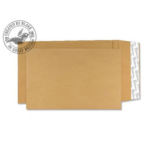 Blake Premium AvantGarde Pocket Peel and Seal Manilla Envelopes 381x254 140gsm Pack of 250