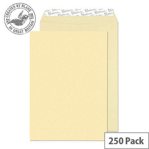 Blake Premium Business Pocket P& Vellum Cream Wove C4 324x229 120gsm (Pack of 250)