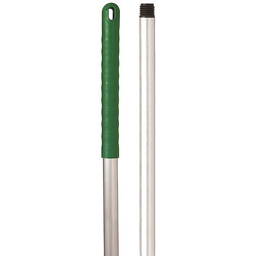 Robert Scott &Sons Abbey Hygiene Mop Handle Aluminium Colour-coded Screw Fitting 137cm Green Ref YYAG07