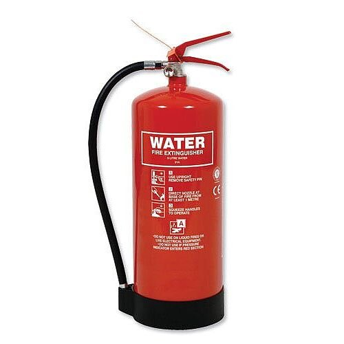 IVG Fire Chief Water Extinguisher 9 Litres For Class A Guardian