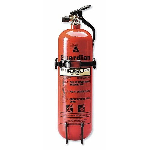 IVG Fire Chief Foam 2 Litres Fire Extinguisher for Class AB Guardian
