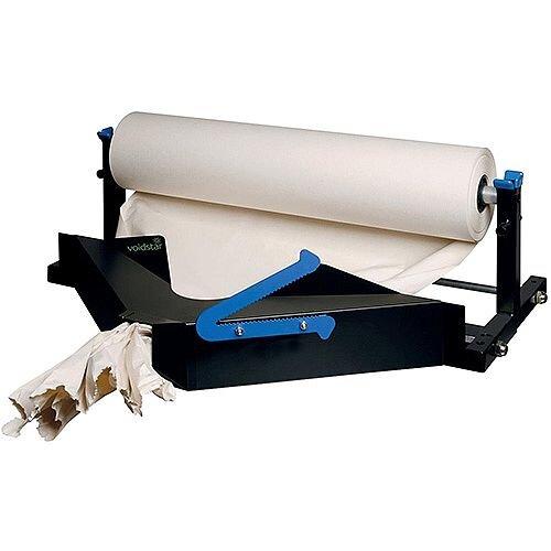 Paper Void Fill System Black Blue