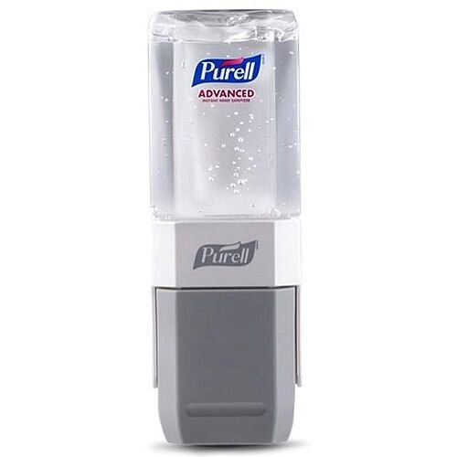 Purell ES Hand Sanitizer Dispenser &450ml Refill Everywhere System Starter Kit W75xD77xH212mm