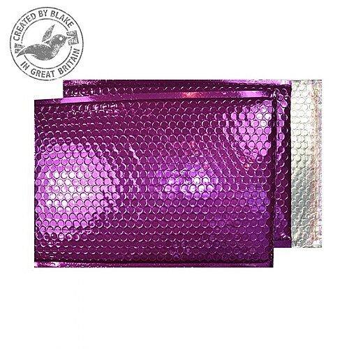 Purely Packaging Padded Envelope P& C5+ Metallic Purple Ref MBPUR250 [Pk 100]
