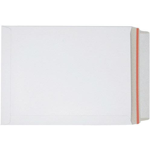 White Board Envelopes Peel &Seal C4+ 330x248mm White Ref AB10346 Pack of 100