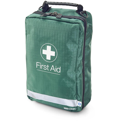 Click Medical Eclipse 300 Series Bag Green Ref CM1177
