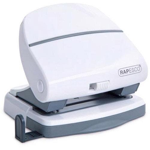 Rapesco P30 2-Hole Punch 30 Sheets White