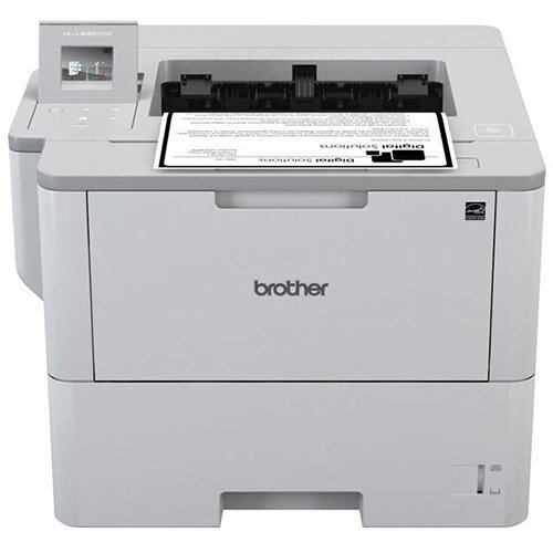 Brother HL-L6400DW Mono Laser Printer WiFi Duplex Touchscreen LCD