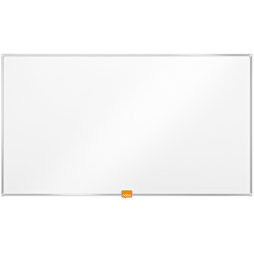 Nobo Whiteboard Widescreen 32 Inch Melamine Surface Magnetic W721xH411 White Ref 1905291