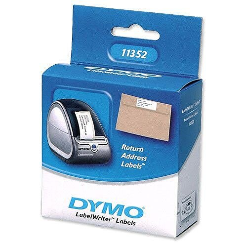 Dymo 11352 LabelWriter Labels 25 x 54mm Pack 500