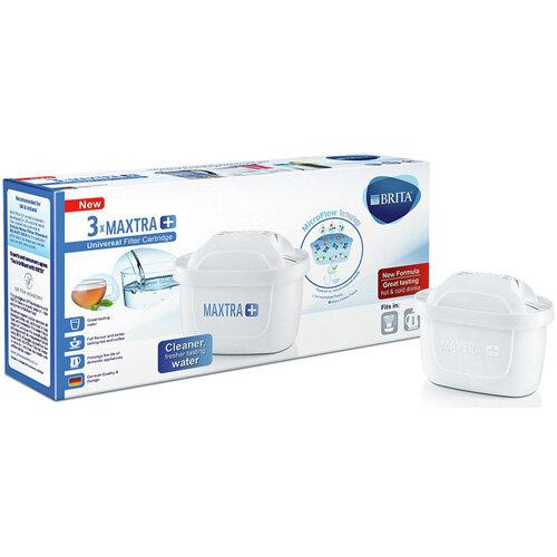 Brita Maxtra Plus Filter Cartridge White 3 Pack