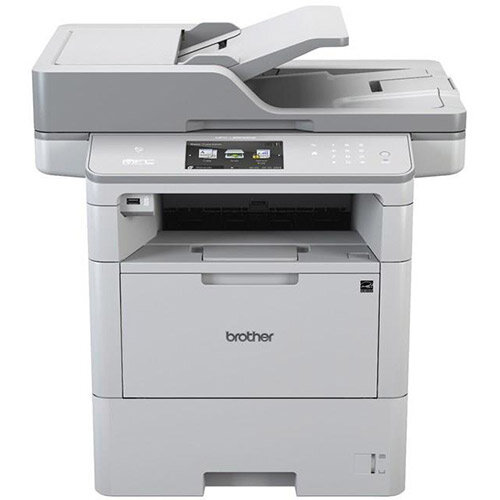 Brother DCP-L6600DW 3 in 1 Mono Laser Printer WiFi Duplex