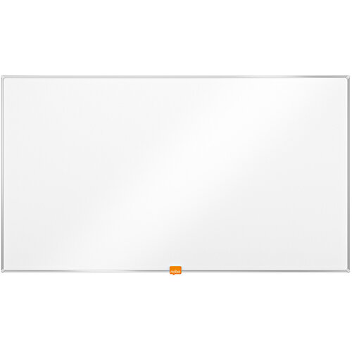 Nobo Whiteboard Widescreen 40 Inch Melamine Surface Magnetic W898xH510 White Ref 1905292