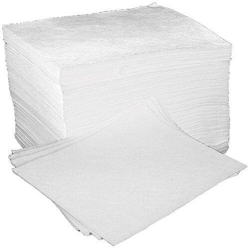 Fentex Oil &Fuel Absorbent Pads Ref OB100MF Pack of 100