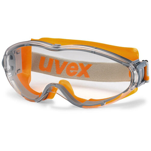 Uvex Ultrasonic Goggle Clear Ref 9302-245