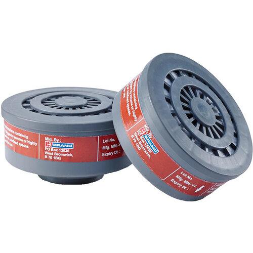 BBrand A1 Air Filter Grey for BB3000 Respirators Pair Ref BB3000A1