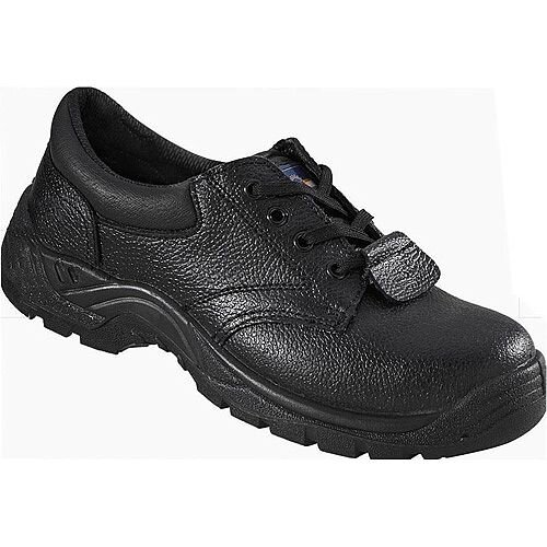 Rock Fall ProMan Chukka Shoe Size 10 Leather Steel Toecap Black