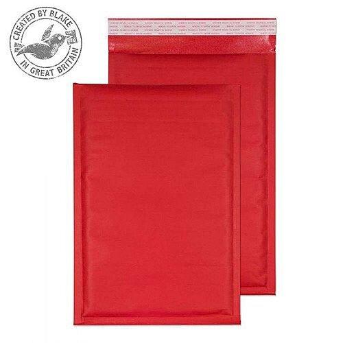 Purely Packaging Envelope P& 335x230mm Bubble Envolite Black Ref KRD335 [Pk 100]