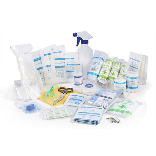 Click Medical Personal Sports First Aid Kit Refill Ref CM0061