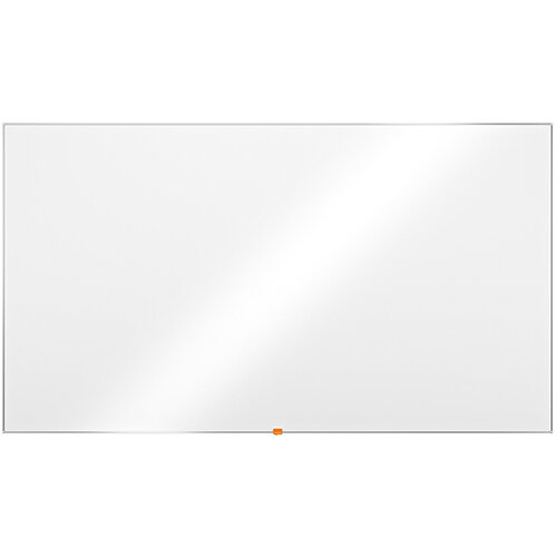 Nobo Whiteboard Widescreen 85 Inch Melamine Surface Magnetic W1894xH1071 White Ref 1905295
