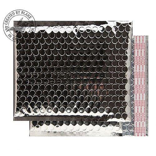 Purely Packaging Padded Envelope P& CD Metallic Silver Ref MBS165 [Pk 200]
