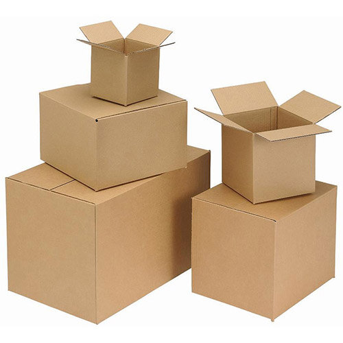 Corrugated Box Single Wall 457x305x305mm Brown Ref 12707 Pack of 25