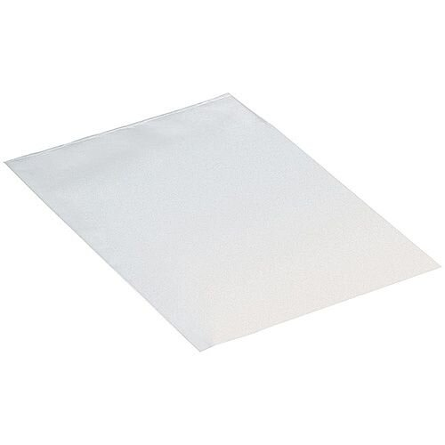 Polythene Bags 305x457mm 100 Micron Clear (Pack of 250)