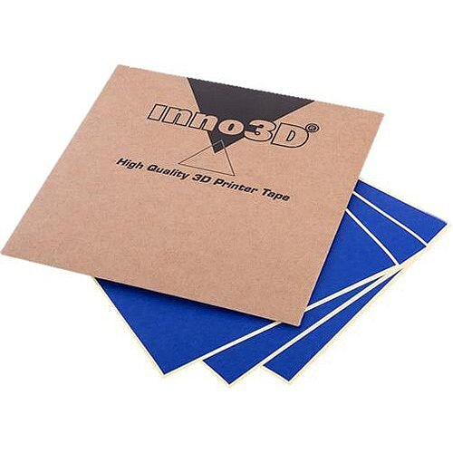 Inno3D Printer Support Tape 100 x 100mm Pack of 10