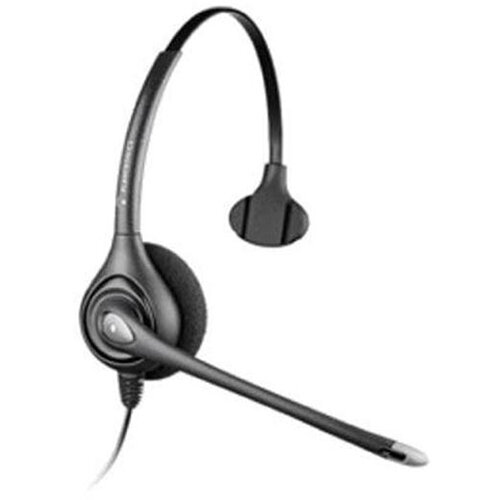 Plantronics SupraPlus HW251N Wideband Monaural Headset with Noise Cancelling Microphone Ref 36832-41