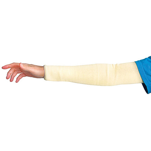 Superior Glove Contender Cut-Resistant Aramid Sleeves Pair 22in Ref SUEKFGT22