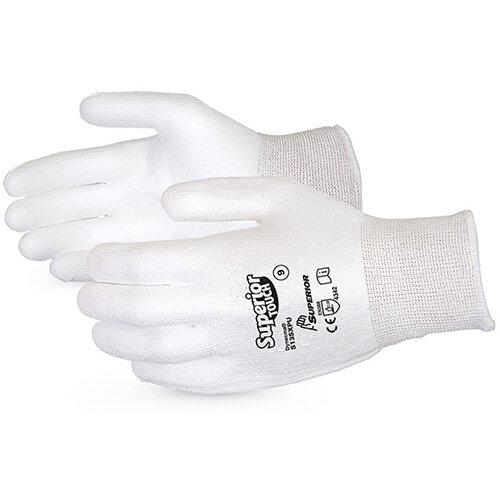 Superior Glove Superior Touch Cut-Resistant Dyneema 9 White Ref SUS13SXPU09