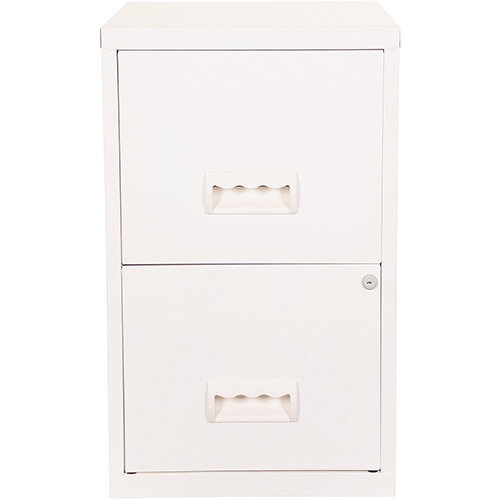 Pierre Henry Maxi Filing Cabinet 2 Drawer A4 White Ref 095793