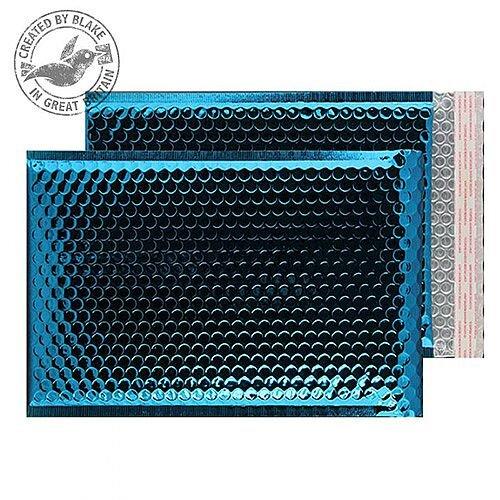 Purely Packaging Envelope P& C3 450x324mm Padded Met Blue Ref MBBLU450 [Pack 50]