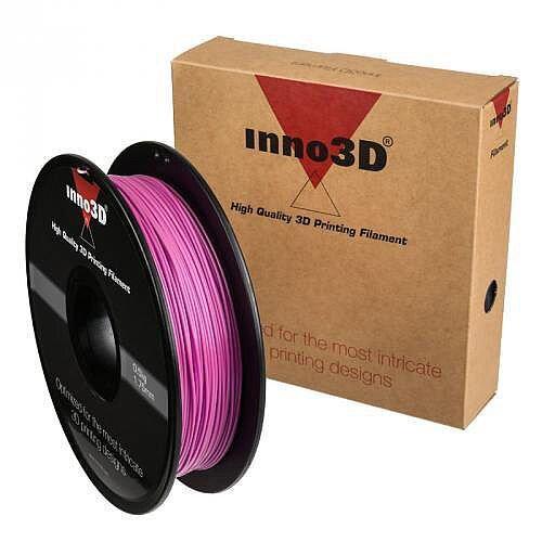 Inno3D 1.75mx200mm ABS Filament for 3D Printer Pink