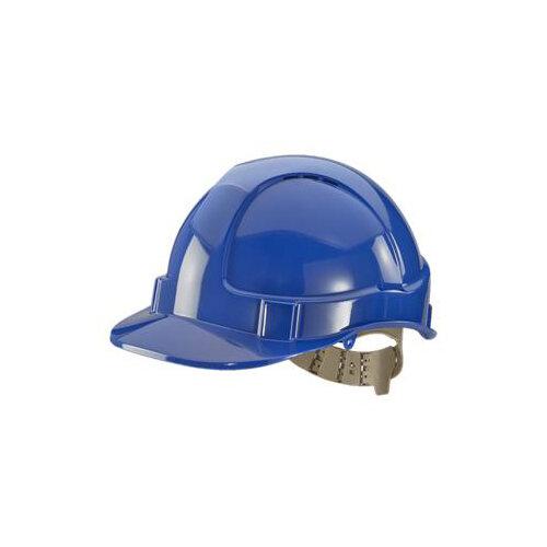 BBrand Comfort Vented Safety Helmet Blue Ref BBVSHB