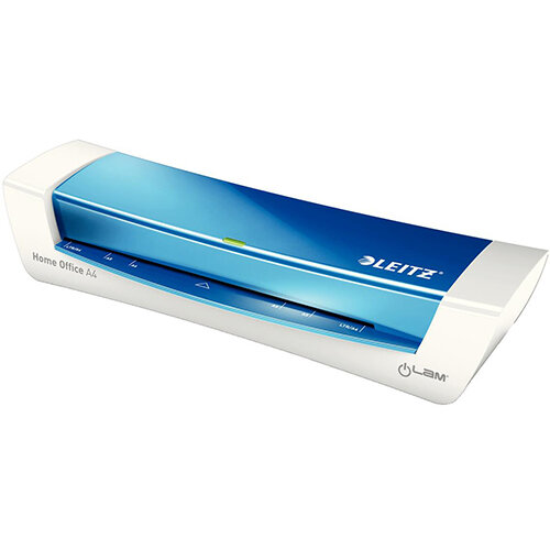 Leitz iLAM A4 Slim High Speed Office Laminator Blue Ref 73681036