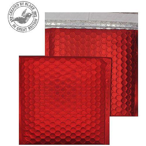 Purely Packaging Bubble Envelope P& CD Matt Metallic Chilli Ref MTR165 [Pk 100]