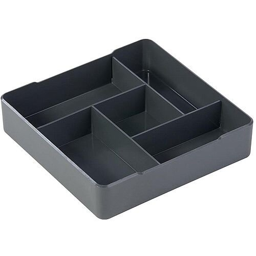Durable Coffee Point Case High Quality Square Serving Aid Charcoal