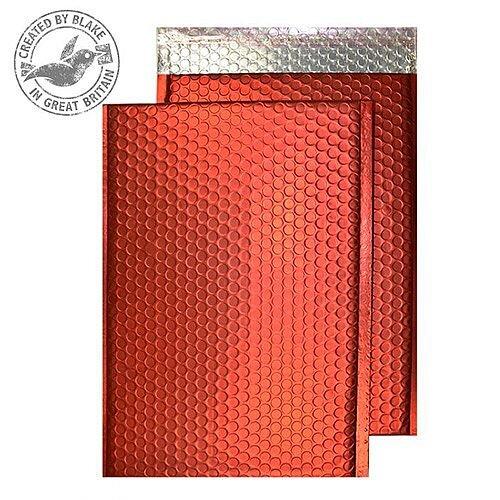 Purely Packaging Bubble Envelope P& C4 Matt Metallic Chilli Ref MTR324 [Pk 100]