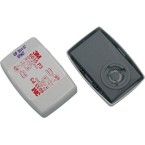 3M 6035 P3 Encapsulated Particulate Filter 10 Pairs Ref 6035